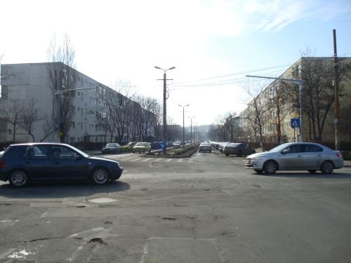 Street in Iasi